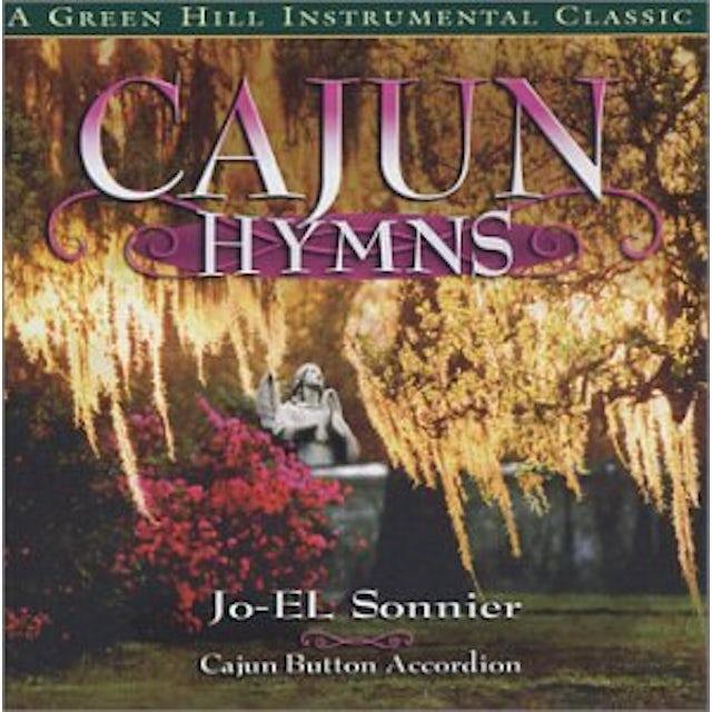 Jo-El Sonnier CAJUN HYMNS CD