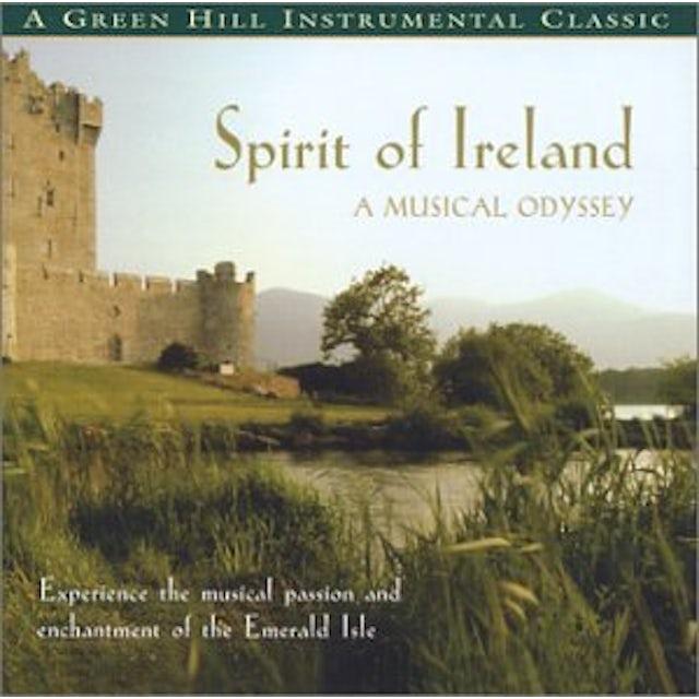 David Arkenstone SPIRIT OF IRELAND CD