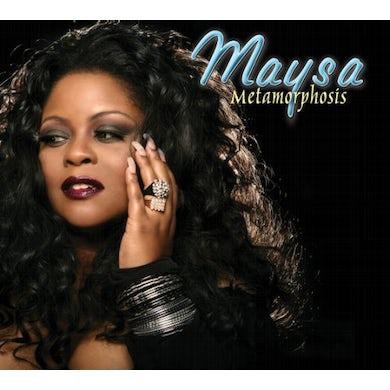 Maysa METAMORPHOSIS CD