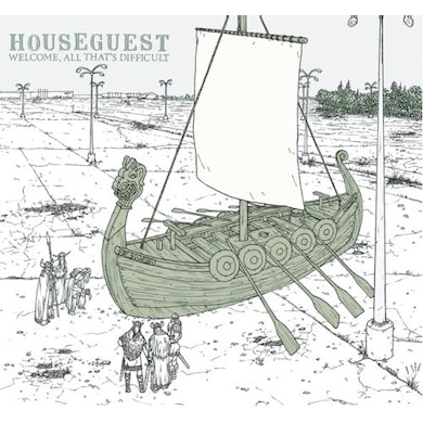 Houseguest WELCOME ALL THAT'S DIFFICULT CD