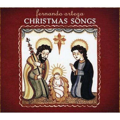Fernando Ortega CHRISTMAS SONGS CD