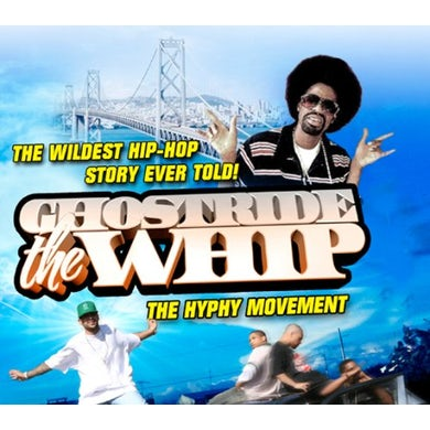GHOST RIDE THE WHIP CD