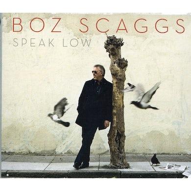 Boz Scaggs SPEAK LOW CD