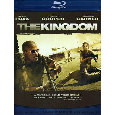 KINGDOM (2007) Blu-ray
