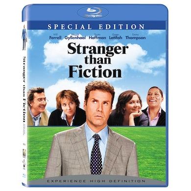 STRANGER THAN FICTION (2006) Blu-ray