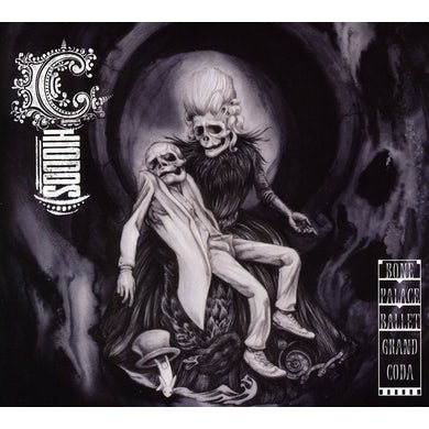 Chiodos BONE PALACE BALLET: GRAND CODA CD