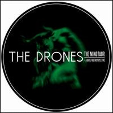 The Drones MINOTAUR + A BRIEF RETROSPECTIVE  (EP) Vinyl Record - Picture Disc