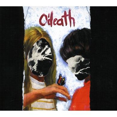 O'Death BROKEN HYMNS LIMBS & SKIN CD