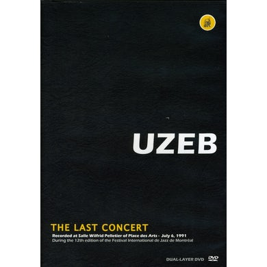 LAST CONCERT DVD