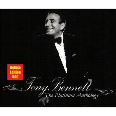 Tony Bennett PLATINUM ANTHOLOGY CD