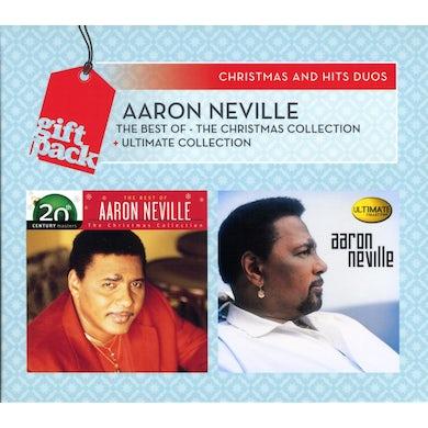 Aaron Neville CHRISTMAS & HITS DUOS CD