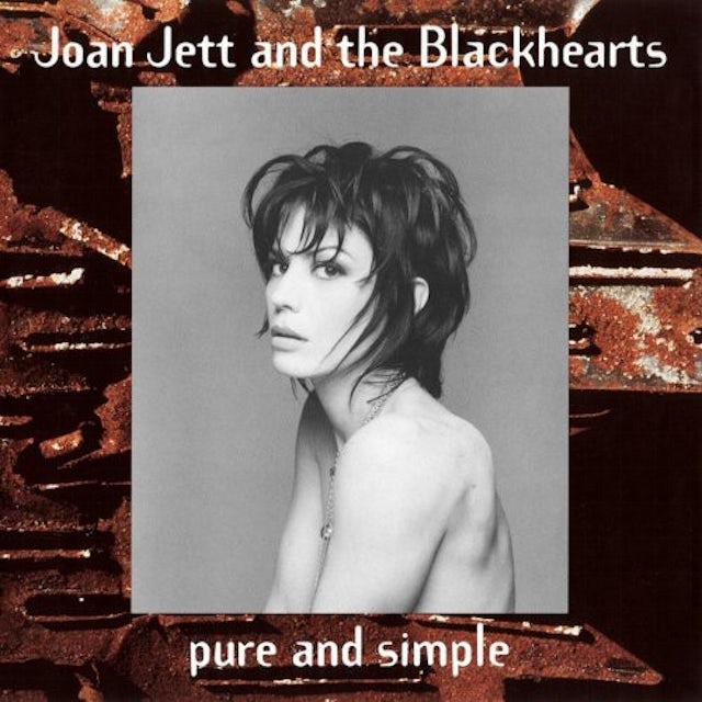 Joan Jett & The Blackhearts PURE & SIMPLE CD