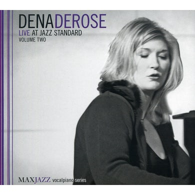 Dena DeRose LIVE AT JAZZ STANDARD 2 CD