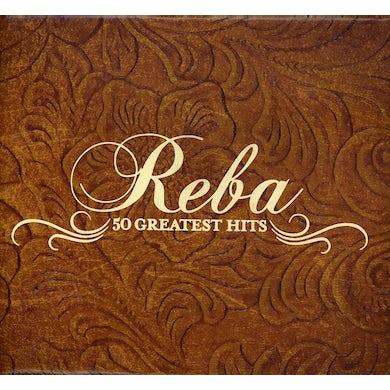 Reba Mcentire 50 GREATEST HITS CD