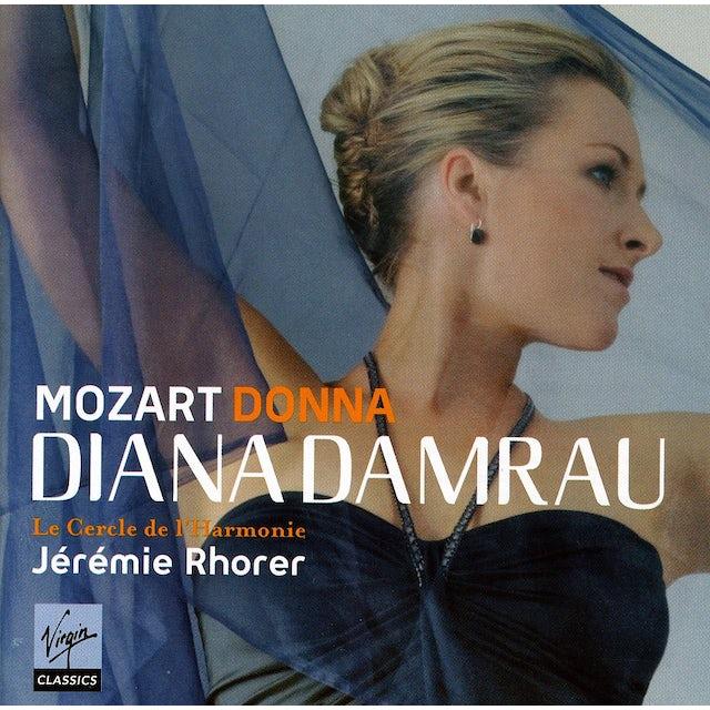 Diana Damrau DONNA MOZART ARIAS CD