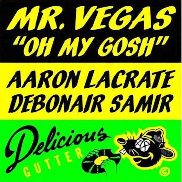 Mr. Vegas OH MY GOSH Vinyl Record