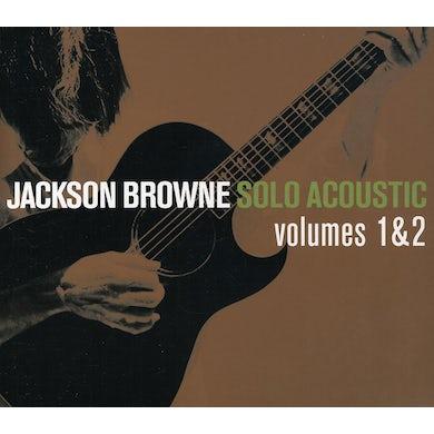 Jackson Browne SOLO ACOUSTIC 1 & 2 CD
