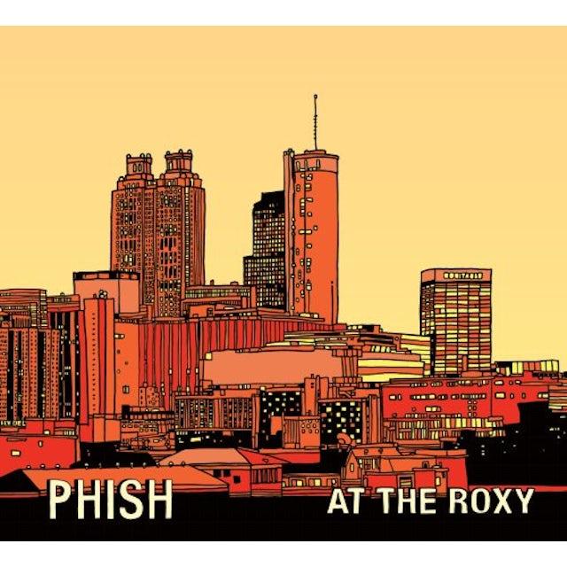 Phish AT THE ROXY (ATLANTA 93) CD