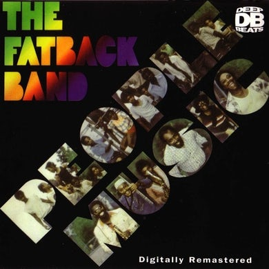 Fatback Band PEOPLE'S MUSIC Vinyl Record