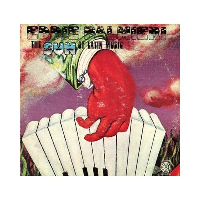 Eddie Palmieri SUN OF LATIN MUSIC Vinyl Record
