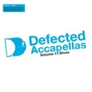 Defected Accapellas 1 / Various Vinyl Record