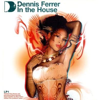 Dennis Ferrer IN THE HOUSE 1 Vinyl Record