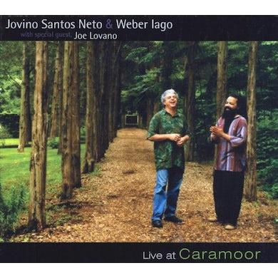 Jovino Santos Neto LIVE AT CARAMOOR CD