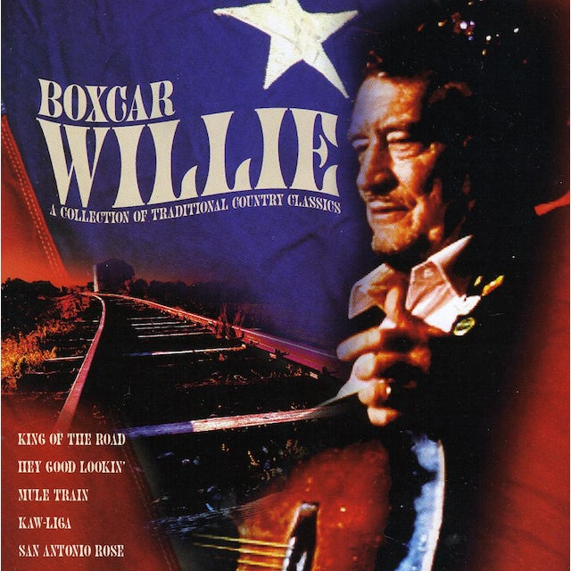 Boxcar Willie COLLECTION OF TRADITIONAL COUNTRY CLASSICS CD