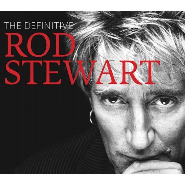 Rod Stewart DEFINITIVE COLLECTION CD