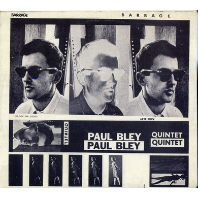 Paul Bley BARRAGE CD
