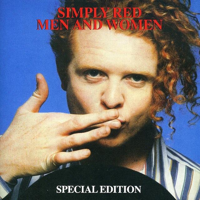 Simply Red MEN & WOMEN CD