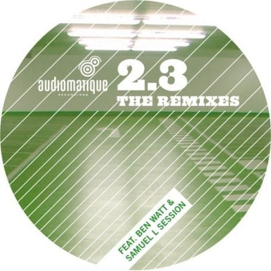 Adultnapper AUDIOMATIQUE 2.3: THE REMIXES Vinyl Record