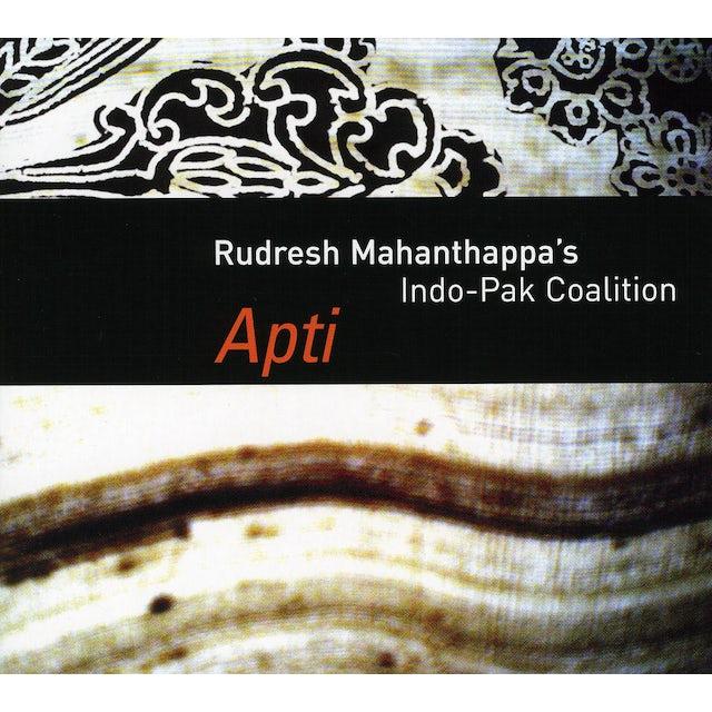 Rudresh Mahanthappa APTI CD