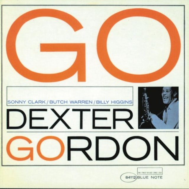 Dexter Gordon GO (BONUS CD) Vinyl Record