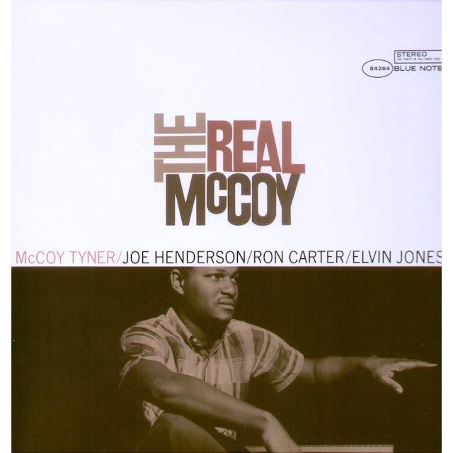 Tyner Mccoy REAL MCCOY Vinyl Record