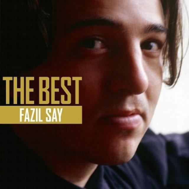BEST 5 FAZIL SAY CD