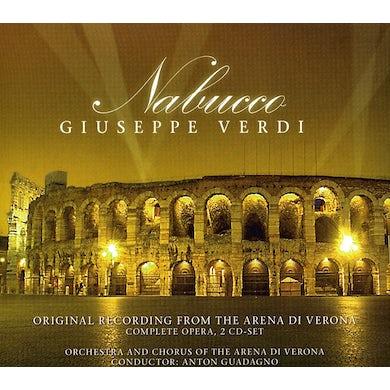 Verdi NABUCCO: ORIG REC ARENA DI VERONA CD