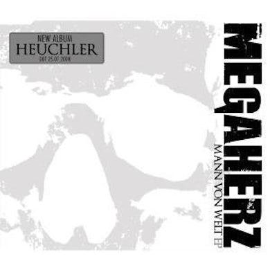 Megaherz MANN VON WELT CD