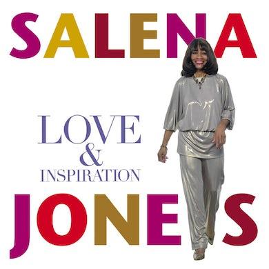 Salena Jones LOVE AND INSPIRATION CD