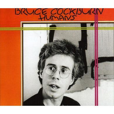 Bruce Cockburn HUMANS CD