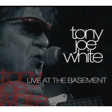 Tony Joe White LIVE AT BASEMENT CD