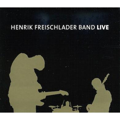 HENRIK FREISCHLADER BAND LIVE CD