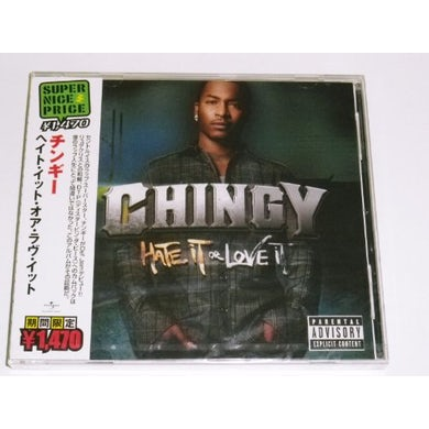 Chingy HATE IT OR LOVE IT CD