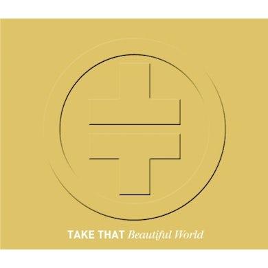 Take That BEAUTIFUL WORLD CD