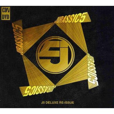Jurassic 5 J5: 11TH ANNIVERSARY CD