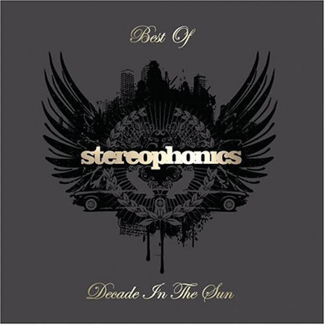 DECADE IN THE SUN: THE BEST OF STEREOPHONICS CD