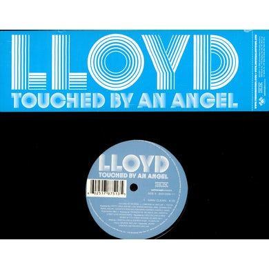 TOUCHED BY AN ANGEL (X3) Vinyl Record