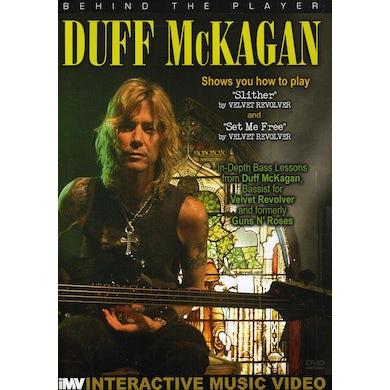 Duff Mckagan BEHIND THE PLAYER: BASS DVD