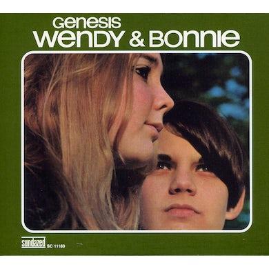 Wendy & Bonnie GENESIS CD