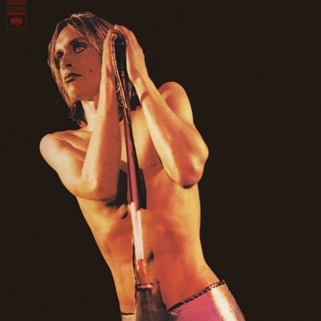 Iggy and the Stooges RAW POWER Vinyl Record